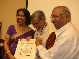 Dr Kamlesh Lulla nu bahuman Deepakbhai ane Geetaben Bhatt